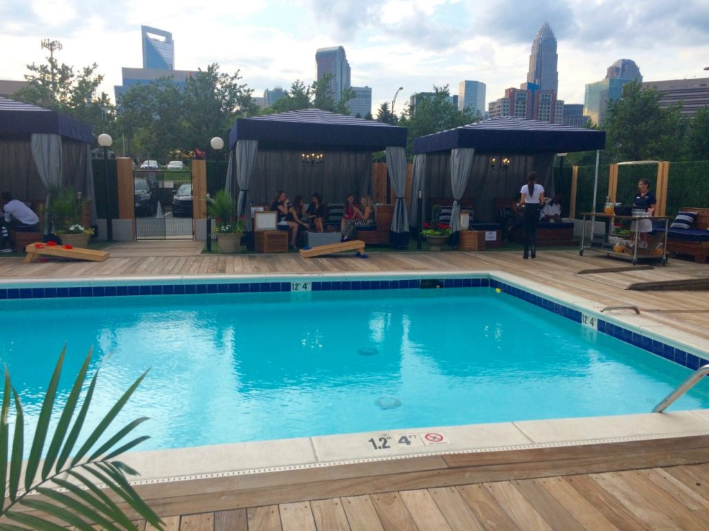 8 options for outdoor summer pool parties in Charlotte