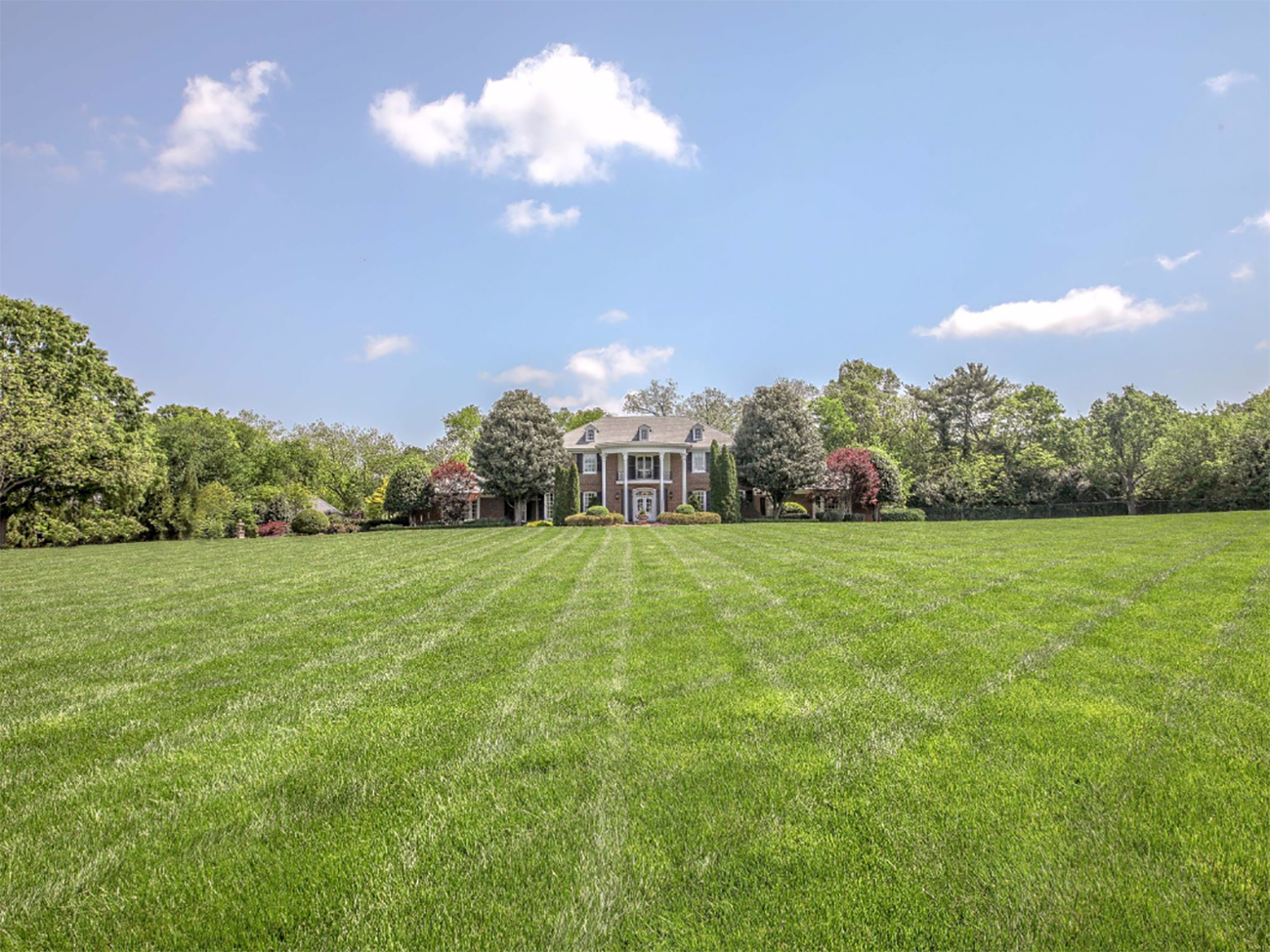 The Siskey family's SouthPark mansion is on the market