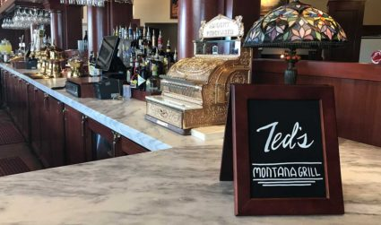 Charlotte is finally getting a Ted's Montana Grill this week