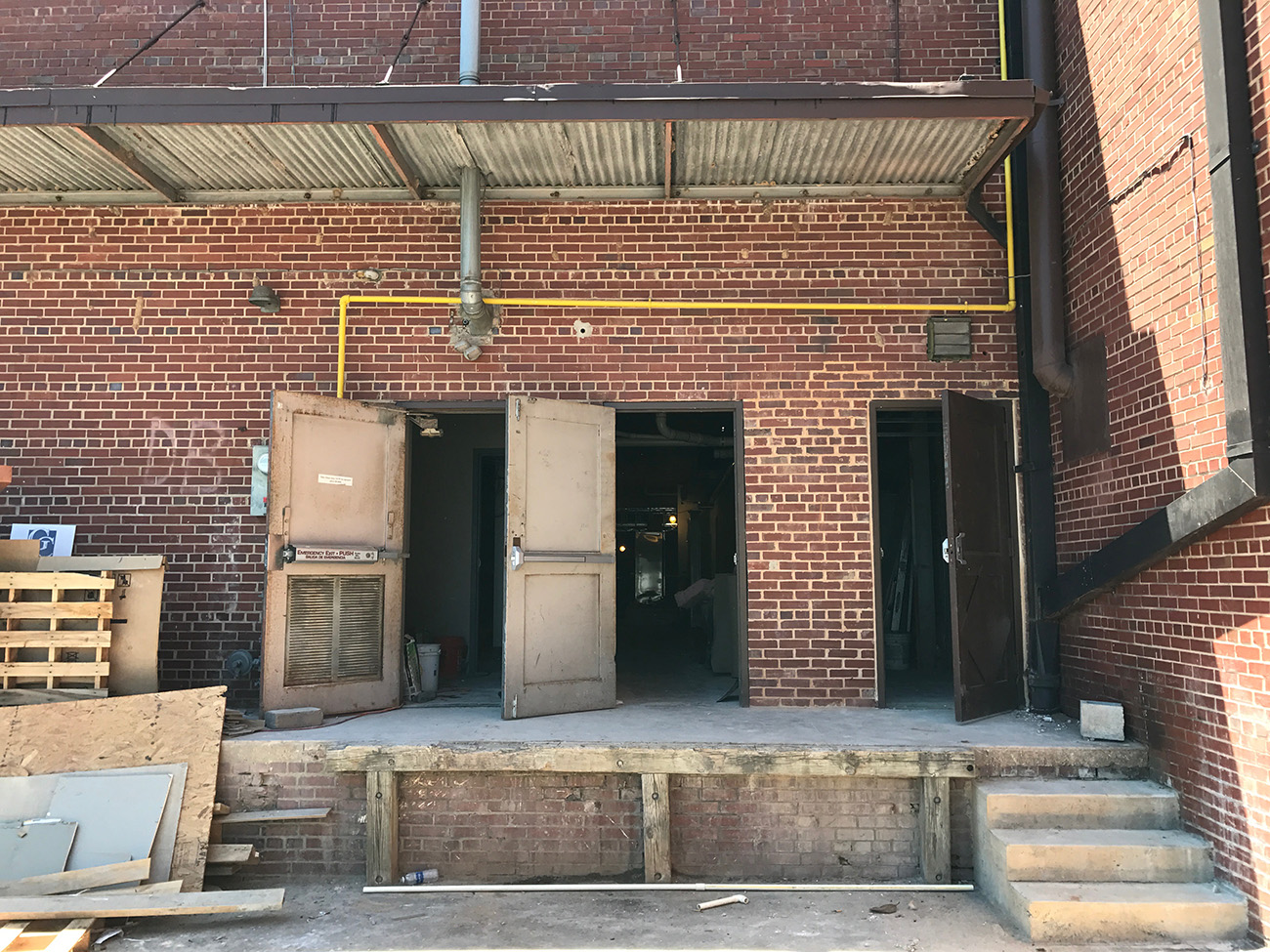 Dot Dot Dot targets a June 1 open date. Peek in at what will be an intimate, upscale, screen-free space