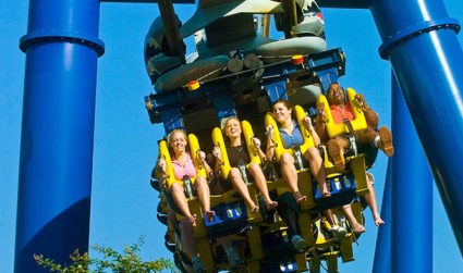 Discounted Carowinds Tickets & Community Give Back for Type 1 Diabetes