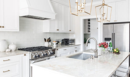 """Small space, big impact — See the """"before and after"""" kitchen..."""