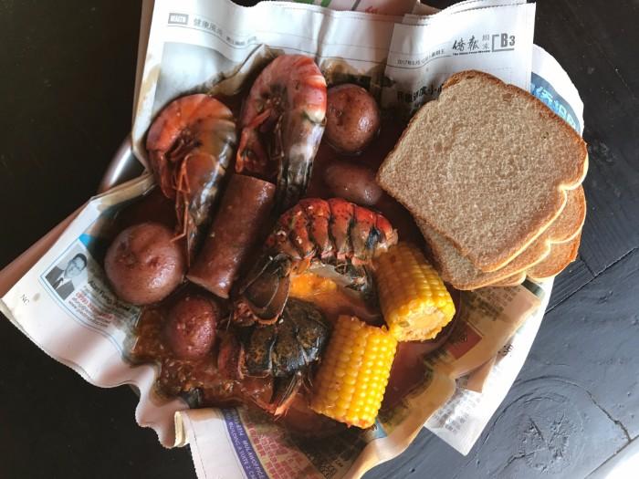 wu's cajun seafood charlotte