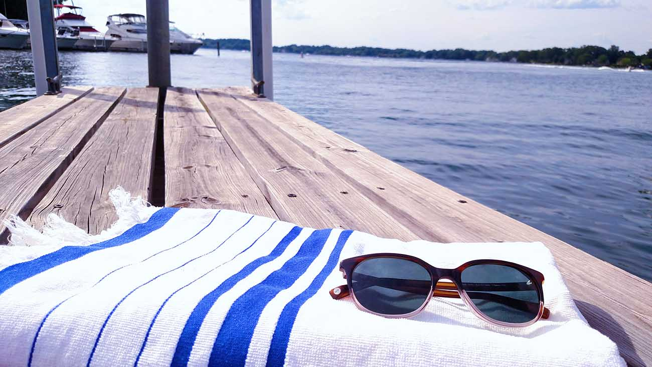 Win a lakeside makeover from Criswell & Criswell so you can live it up in style this summer (ENDED)