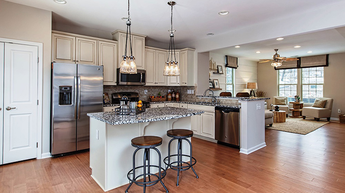 Beautifully Light-Filled, Open and Spacious 3-Story Luxury Townhome