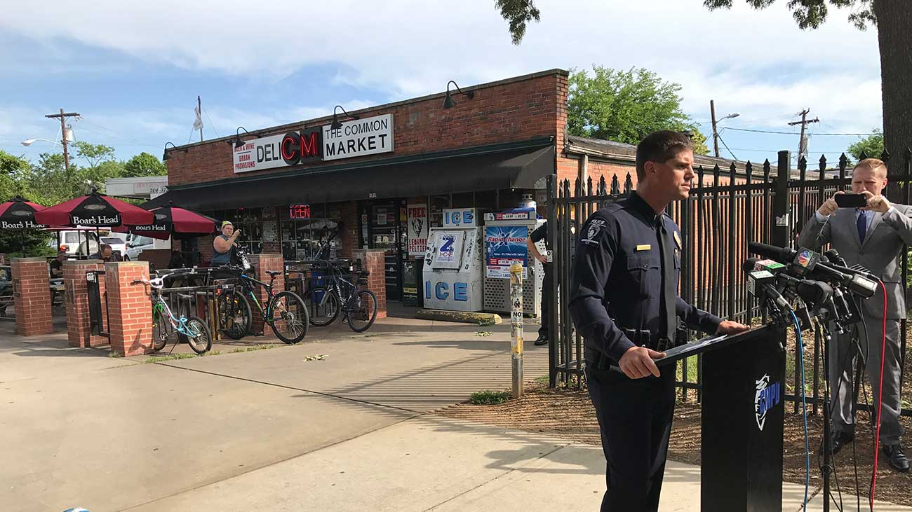 CMPD to launch foot patrols in Plaza Midwood and NoDa entertainment districts