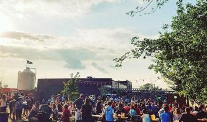 """Have a beer on WeWork at Sycamore Brewing as they kick off their summer series """"Free Beer Fridays"""" on June 23"""