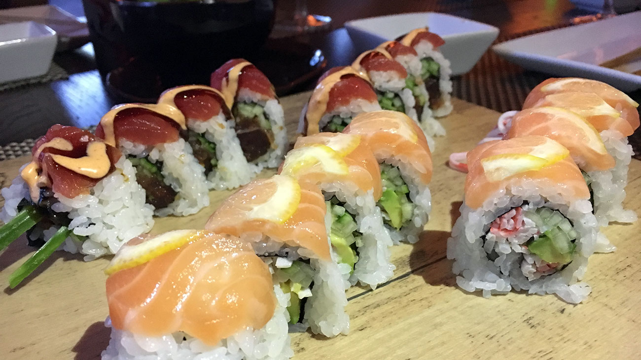 Have you tried all the #1 most popular rolls at these Charlotte sushi hotspots?