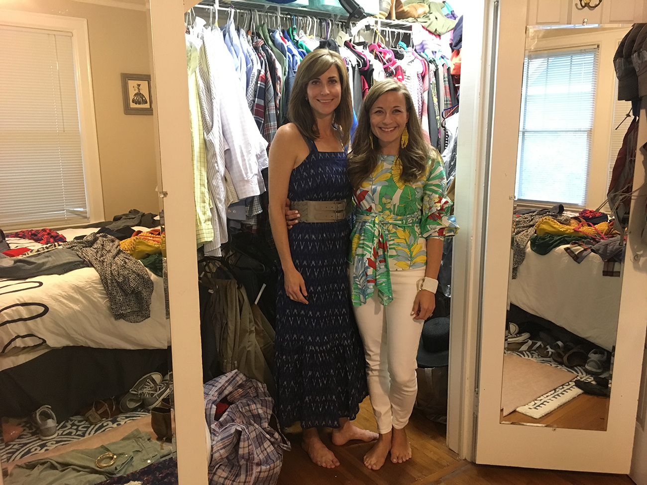 I used a 'Closet Editor' and now I'm hooked