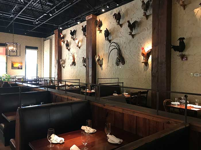 Rooster S Wood Fired Kitchen Is Already A Charlotte Staple Now The Owners Want To Be An Even Ger Part Of Your Life