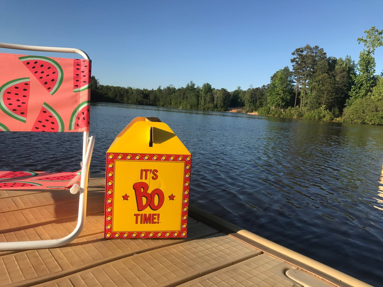 We've teamed up with Bojangles' and Morningstar Marinas Kings Point to get you out on the water CLT style, with a sweet ride and an even sweeter beverage