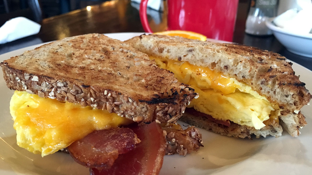 16 best bacon, egg and cheese breakfast sandwiches in Charlotte