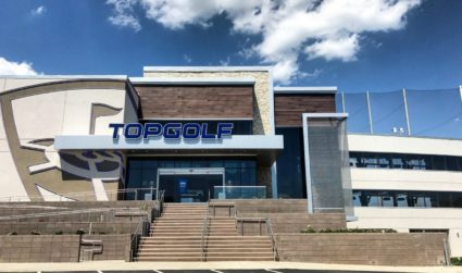Charlotte is in love with Topgolf. A second one could be...