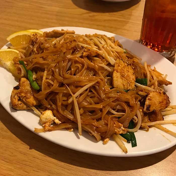 Thai Food Carmel