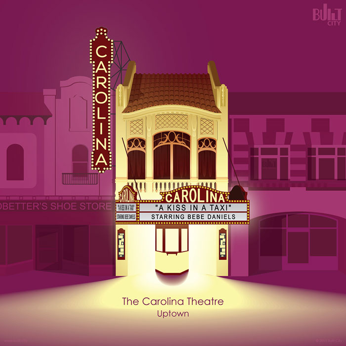 Carolina-Theatre-charlotte-digital-art