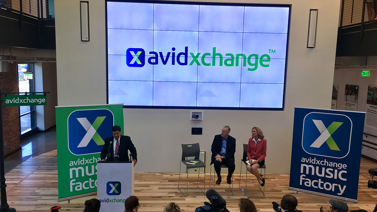 AvidXchange raises $300 million and announces new partnership with MasterCard