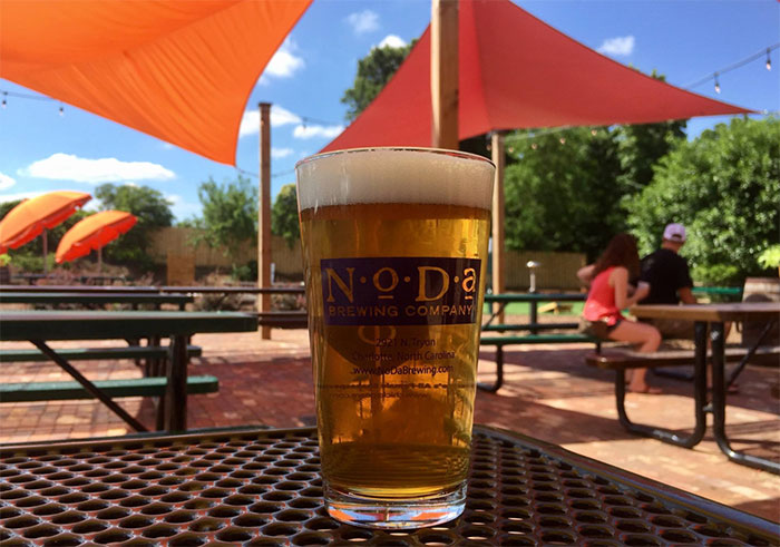 baby-friendly-noda-brewing-beer-outside-patio