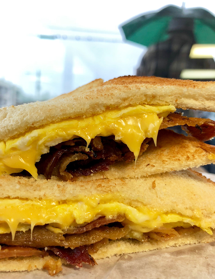 bacon-egg-and-cheese-from-sammy's-deli-charlotte