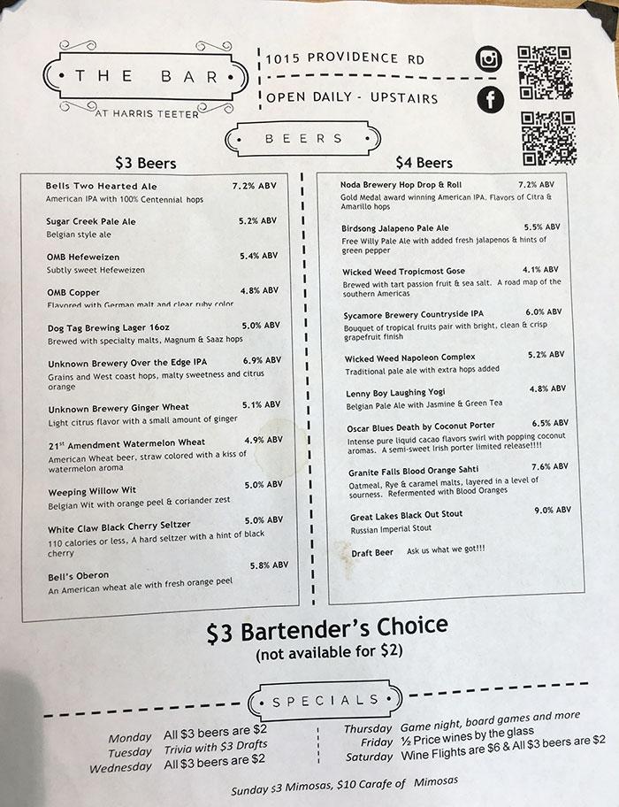 beer-list-at-harris-teeter-bar-myers-park