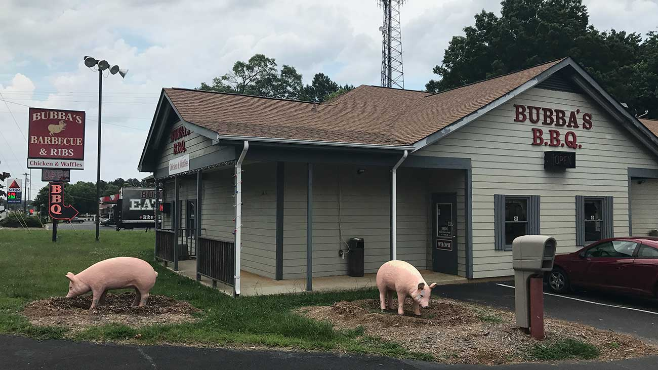 Charlotte hidden barbecue gem is a 10-minute drive from Uptown