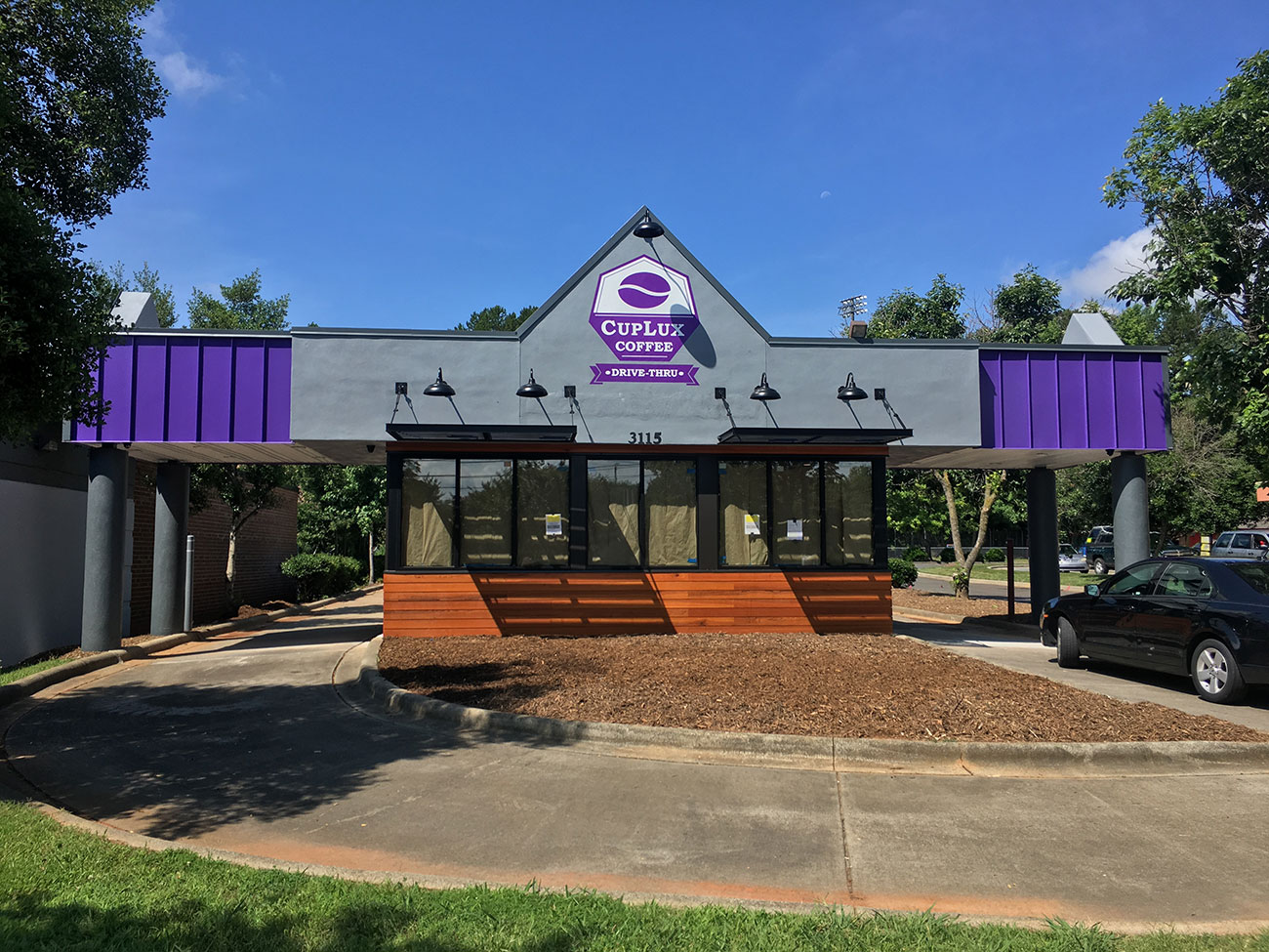Charlotte is getting its first ever drive-thru-only coffee shop
