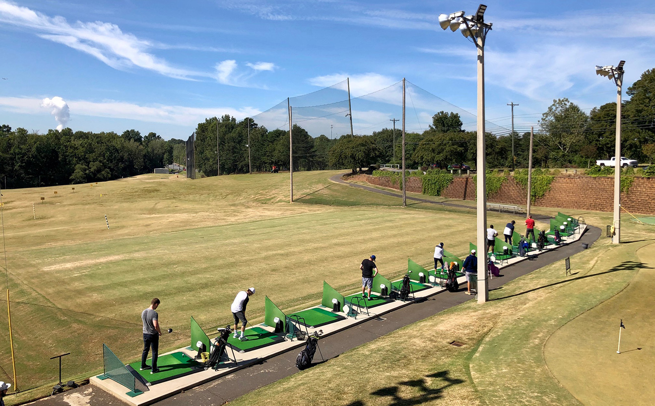 4 driving ranges in Charlotte to satisfy your golf craving