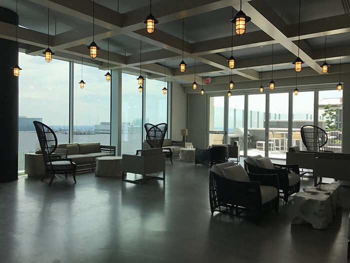 Luxury High Rise Museum Tower Now Open On Top Of The Mint
