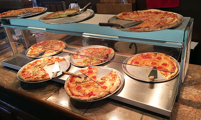 pizza-at-luisas-on-montford-buffet-charlotte