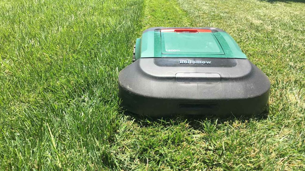 You can now pay $99 a month to have a robot cut your grass