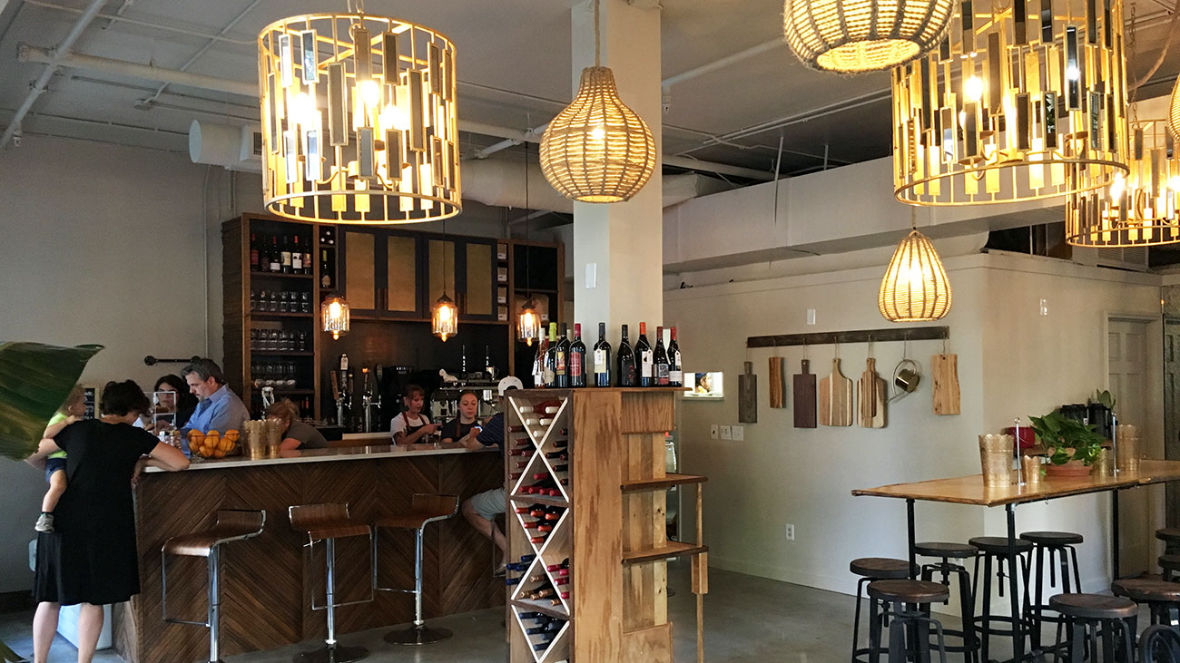 Sandwich and $5 wine glass lovers rejoice, Roots Cafe opens on Wednesday in South End