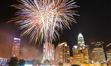 Your guide to spending July 4th in and around Charlotte, with...
