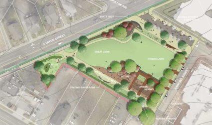 South End and Wilmore could be getting a $1 million park