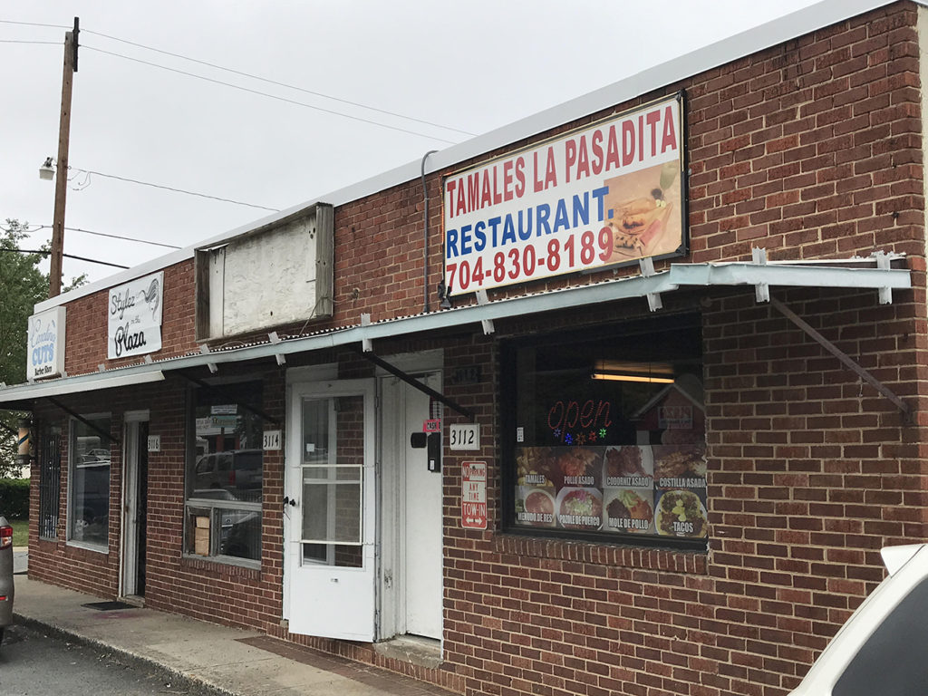Tamales la Pasadita doesn't have tableside guac or huge margaritas, but they're home to the #1 tamales in town