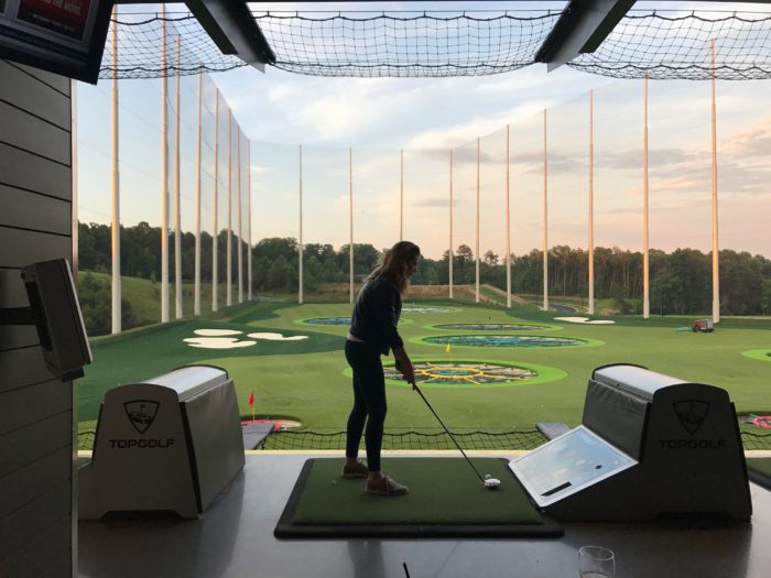 topgolf date night