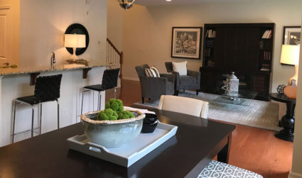 Reasonably priced townhomes are under construction a mile from Uptown and...