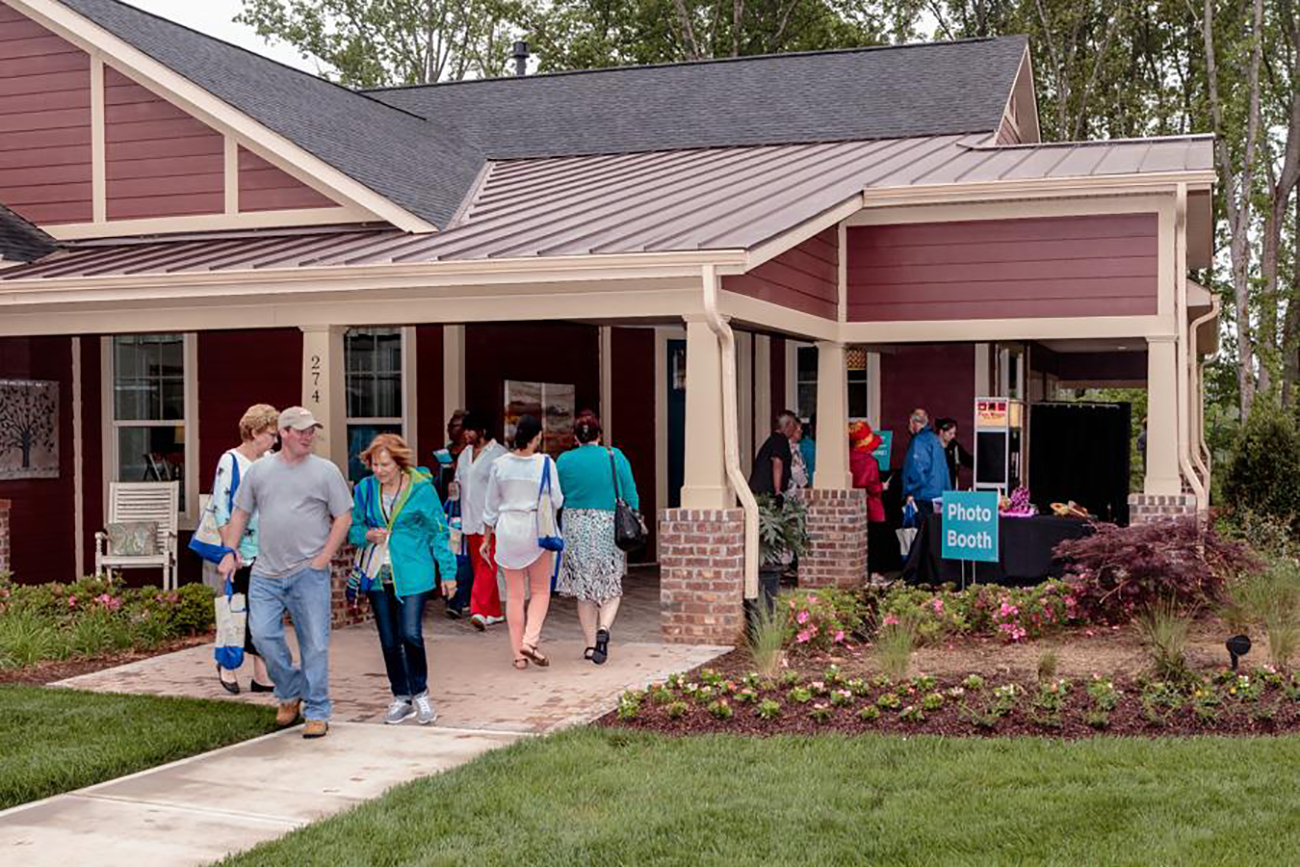 There's another building boom in Charlotte — 55-and-older active living communities