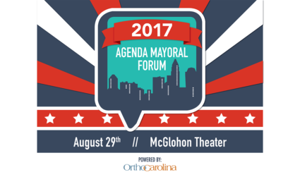 How to grab a free ticket to the 2017 Agenda Mayoral...