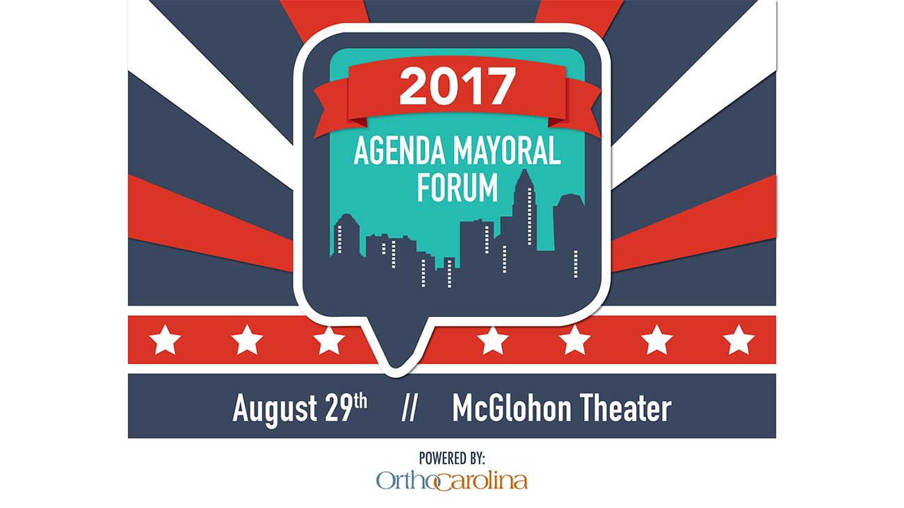 How to grab a free ticket to the 2017 Agenda Mayoral Forum [Update at 8:45 a.m. — SOLD OUT, venue only holds 730 people]