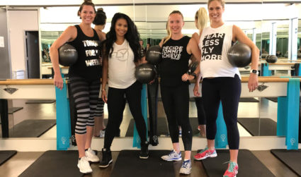 Pregnancy fitness tips from Charlotte instructors who have been there