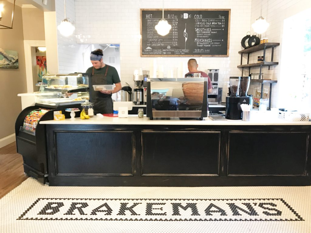 Inside Brakeman's Coffee, the cute little coffee shop making a big splash in downtown Matthews