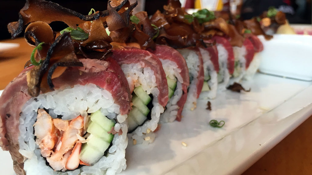 "4 best ""Burgushi"" orders from Cowfish, including the new $23 ""The Prime Time"" Filet & Lobster Roll"