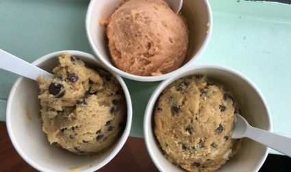9 reasons to visit Doughlicious Yummy's, a cookie dough café 25...