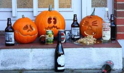 Drunken Pumpkin Fall Beer Bash
