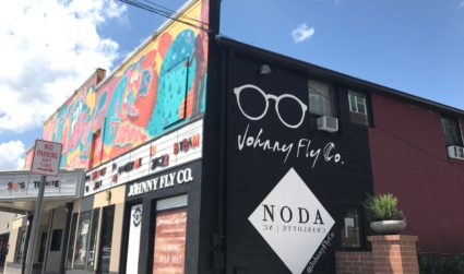 Here's your first look at Johnny Fly Co.'s new NoDa storefront