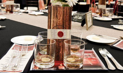 Maker's Mark Dinner and Release of The Ballantyne's Personal Select Whisky...