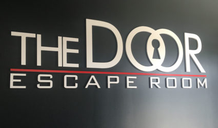 The Door Escape Room just opened. Get ahead of the game...