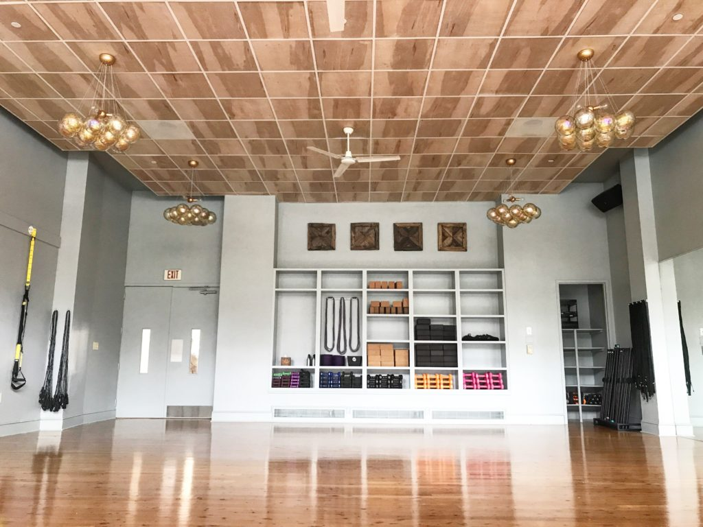 VIBE5, a new yoga and fitness studio, will open July 31 in SouthPark