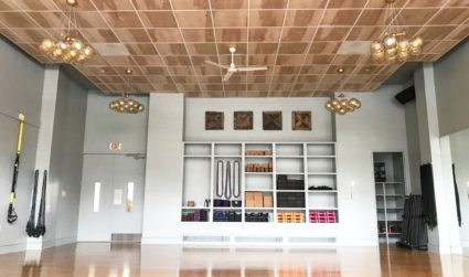 VIBE5, a new yoga and fitness studio, will open July 31...