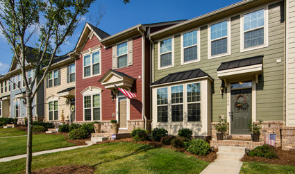 Home of the day: Pristine townhome close to Uptown with open house tomorrow, 5-7 p.m. / 3bd,2.5ba / $297,000