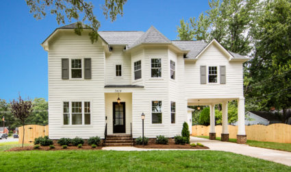 Home of the day: Spacious new construction home in the heart of Sedgefield – open house Sat-Sun, 2-4 p.m. / 4bd,4.5ba / $849,900